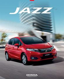 Honda : Jazz (01 Apr - 31 Dec 2019), page 1