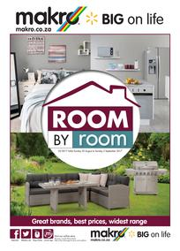 Makro : Room By Room (20 Aug - 03 Sep 2017), page 1