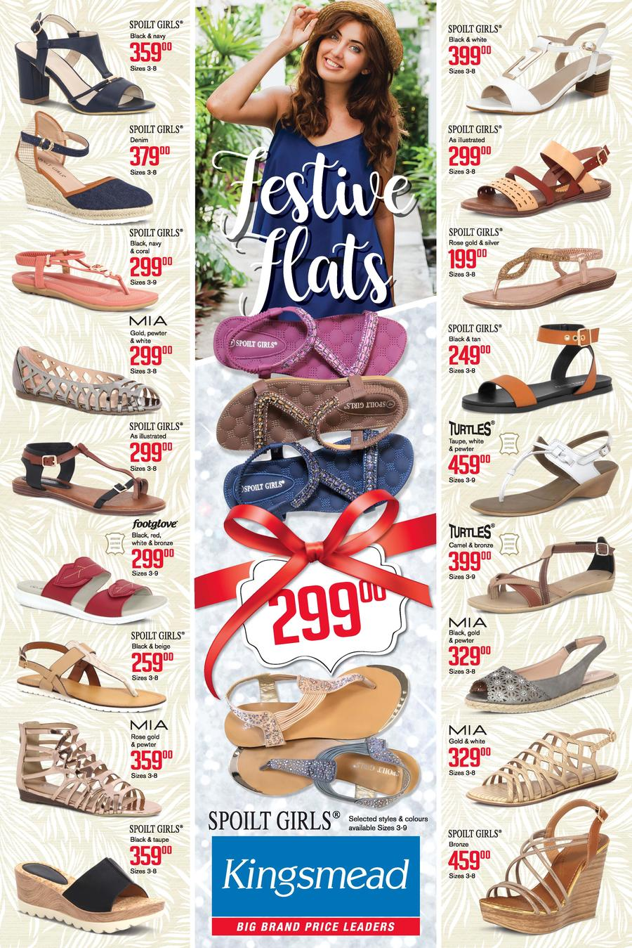 Kingsmead Shoes (2 Dec - 15 Dec 2016)