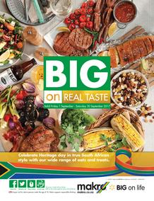 Makro : Food Lifestyle (01 Sep - 30 Sep 2017), page 1