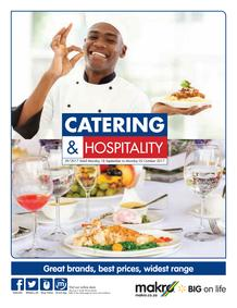 Makro : Catering & Hospitality (18 Sep - 02 Oct 2017), page 1