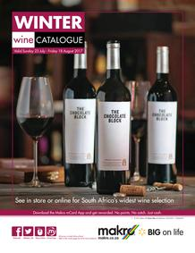 Makro : Winter Wine (23 Jul - 18 Aug 2017), page 1