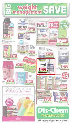 Dischem : Big Save (Until 10 Feb 2013), page 5