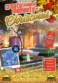 Builders Warehouse : Christmas (17 Nov - 24 Dec 2015), page 1