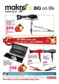 Makro : Personal care (26 Nov - 24 Dec 2017), page 1
