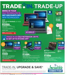 Incredible Connection : Trade In, Trade Up (1 Sep - 4 Sep 2016), page 1