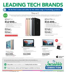 Incredible Connection : Leading Tech Brands (20 Oct - 23 Oct 2016), page 1