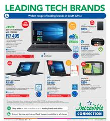 Incredible Connection : Leading Tech Brands (27 Oct - 30 Oct 2016), page 1