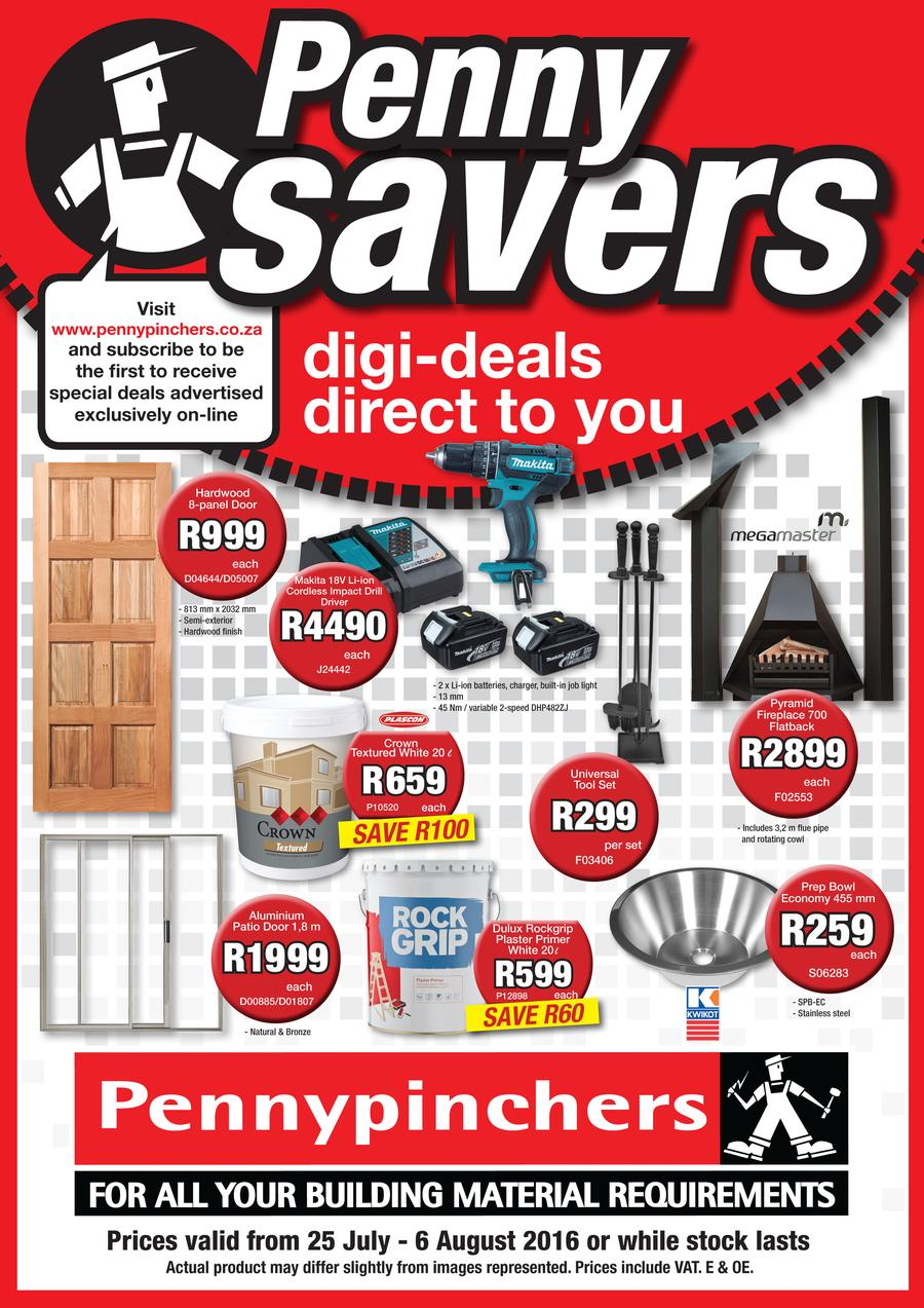 Pennypinchers : Digi Deals Direct To You (25 Jul - 6 Aug 2016)