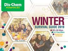 Dis-Chem : Winter Survival Guide (17 May - 16 Jun 2019), page 1