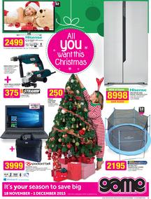 Game : It's Your Season To Save Big (18 Nov - 1 Dec 2015), page 1