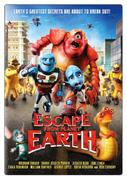 Escape From Planet Earth DVDs-Each