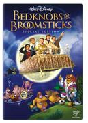 Disney Bed Knobs And Broom Sticks DVDs-Each