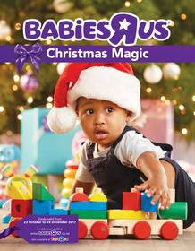 Babies R Us : Christmas Magic (23 Oct - 24 Dec 2017), page 1