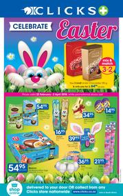 Clicks : Celebrate Easter (22 Feb - 2 Apr 2018), page 1
