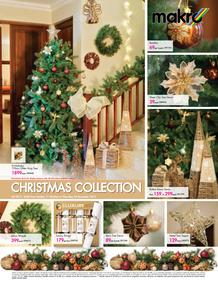 Makro : Christmas Collection (11 Nov - 24 Dec 2015), page 1