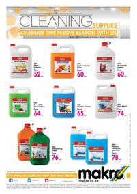 Makro : Cleaning (25 Nov - 24 Dec 2015), page 1