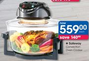 Safeway Convection Oven Cooker