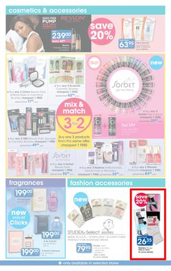 Clicks Mid-Month Sale (15 Dec - 23 Jan 2017), page 7