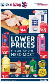 Pick n Pay Eastern Cape : Additional Savings (23 May - 04 Jun 2017), page 1