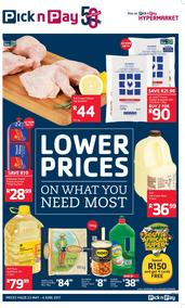 Pick n Pay KZN : Additional Savings (23 May - 04 Jun 2017), page 1