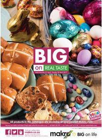 Makro : Easter Food Lifestyle (01 Apr - 30 Apr 2017)                 , page 1