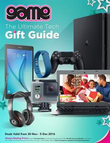 Game : The Ultimate Tech Gift Guide (30 Nov - 5 Dec 2016), page 1