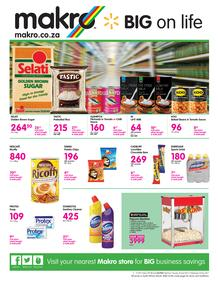 Makro : Food Deals (20 Apr - 03 May 2017), page 1