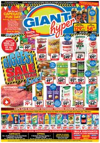 Giant Hyper : Biggest Sale Of The Year Ever! (04 Oct - 05 Nov 2017), page 1