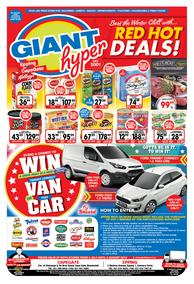 Giant Hyper : Red Hot Deals! (04 Jul - 05 Aug 2018), page 1