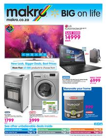 Makro : General Merchandise (14 May - 28 May 2017), page 1