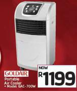 Goldair Portable Air Cooler GAC-700W