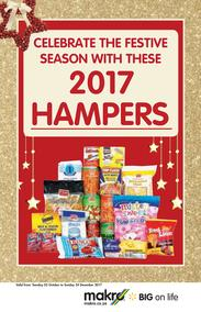 Makro : Hampers  (03 Oct - 24 Dec 2017), page 1