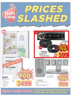 HiFi Corp : Prices Slashed (16 Mar - 21 Mar 2017), page 1