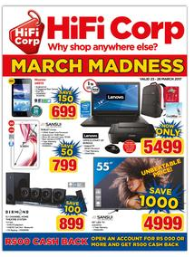 HiFi Corp : March Madness (23 Mar - 26 Mar 2017 ), page 1