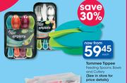 Tommee Tippee Feeding Spoons, Bowls & Cutlery-Each