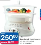 Kambrook Food Steamer