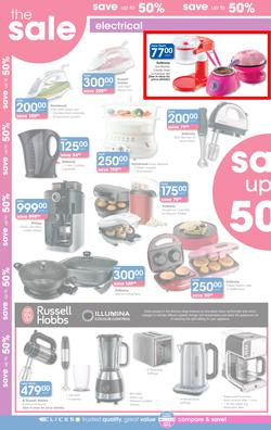 Clicks : Sale (26 Dec - 23 Jan 2017), page 8