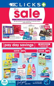 Clicks : January Sale (26 Dec - 4 March 2017), page 1