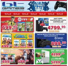 BT Games : Winter Sale (23 June - 17 July 2017), page 1