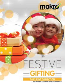 Makro : Kids Gifting (11 Oct - 24 Dec 2015), page 1