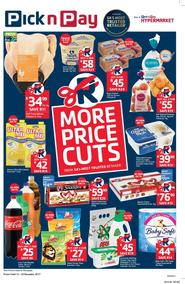 Pick n Pay : More Price Cuts (12 Dec - 24 Dec 2017), page 1