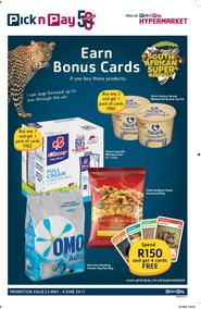 Pick n Pay : Super Animals Bonus Deals (23 May - 04 Jun 2017), page 1