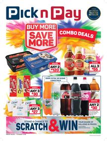 Pick n Pay : Combo Deals (06 Aug - 19 Aug 2018), page 1