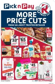 Pick n Pay KZN : More Price Cuts (07 Nov - 19 Nov 2017), page 1