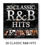 20 Classic R&B Hits CD-Each