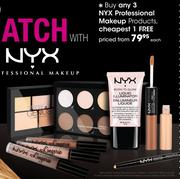 NYX Professional Makeup Products-Each