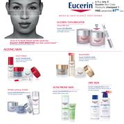 Eucerub Skin Care Products-Each