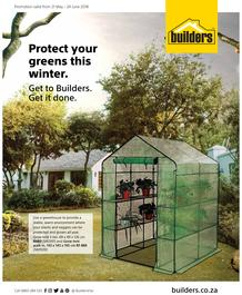 Builders : Protect Your Greens This Winter (21 May - 24 June 2018), page 1