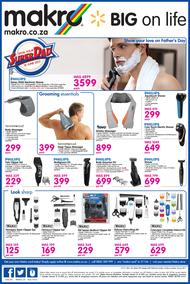 Makro : Men's Grooming (14 May - 18 Jun 2017), page 1